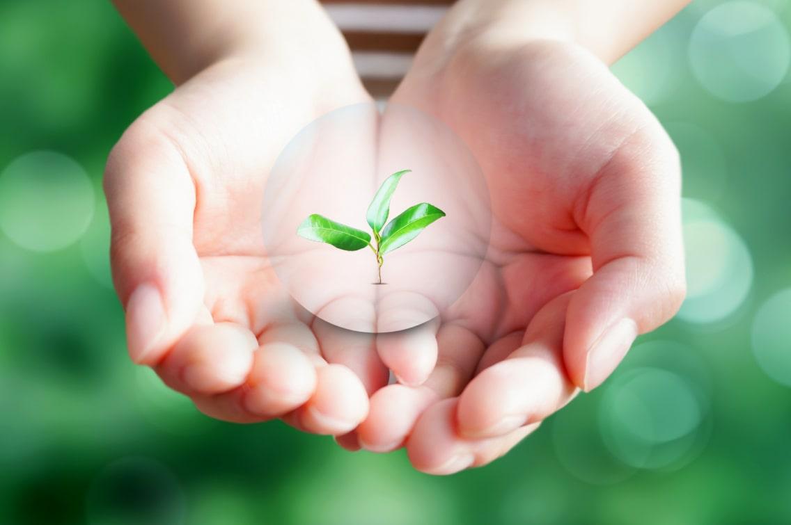 ポイント3. 節約意識が高まり環境にも優しい