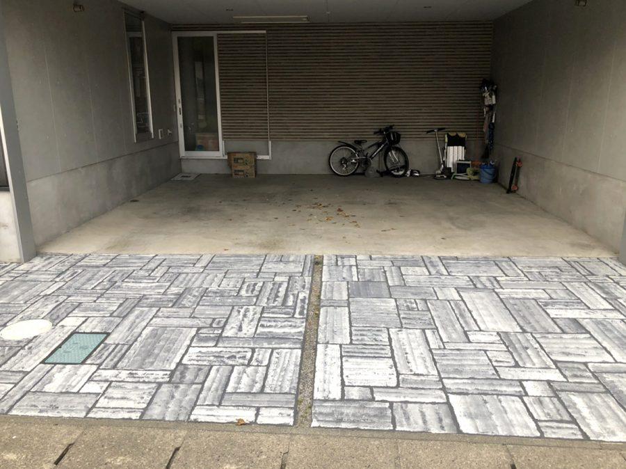 ローラーストーン 駐車スペース 画像2