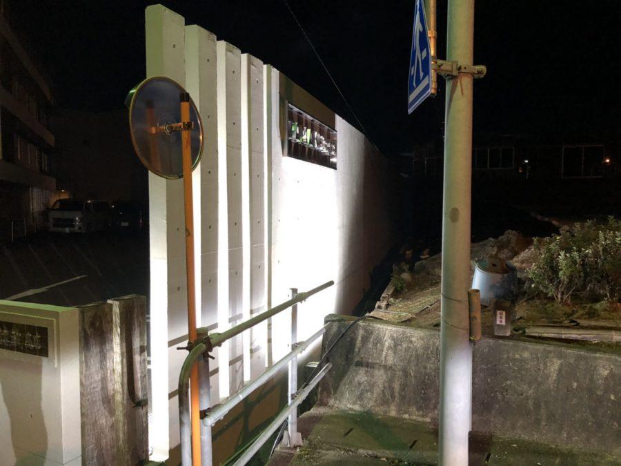 グランドアートウォール 高さ3.5m 画像7