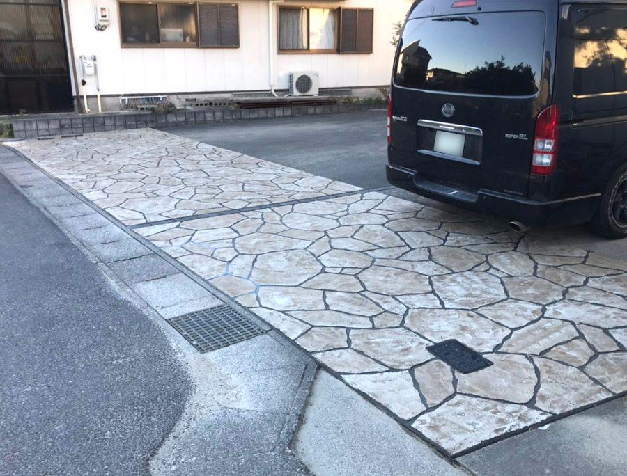 ローラーストーン 駐車スペース 画像3