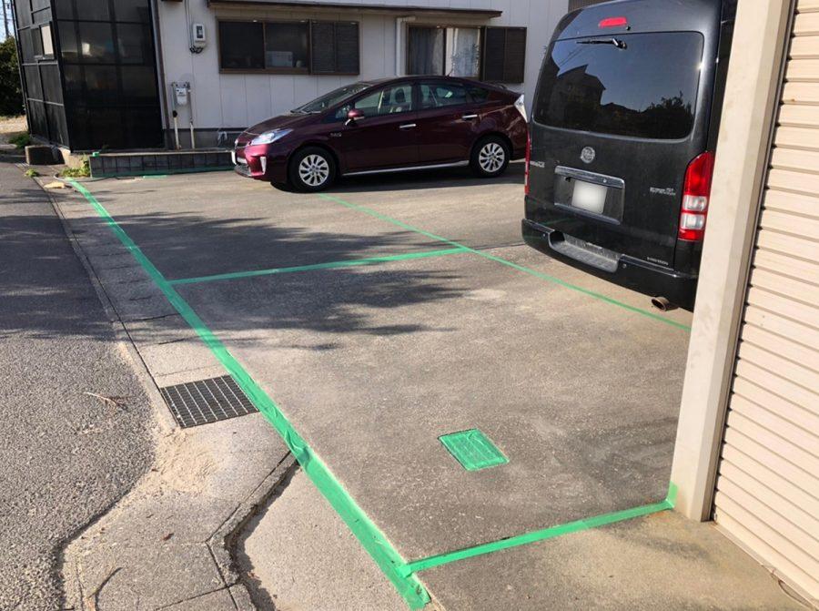 ローラーストーン 駐車スペース 画像7