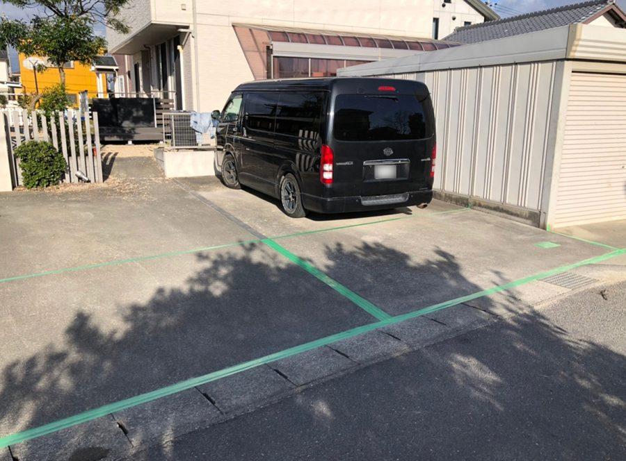ローラーストーン 駐車スペース 画像8