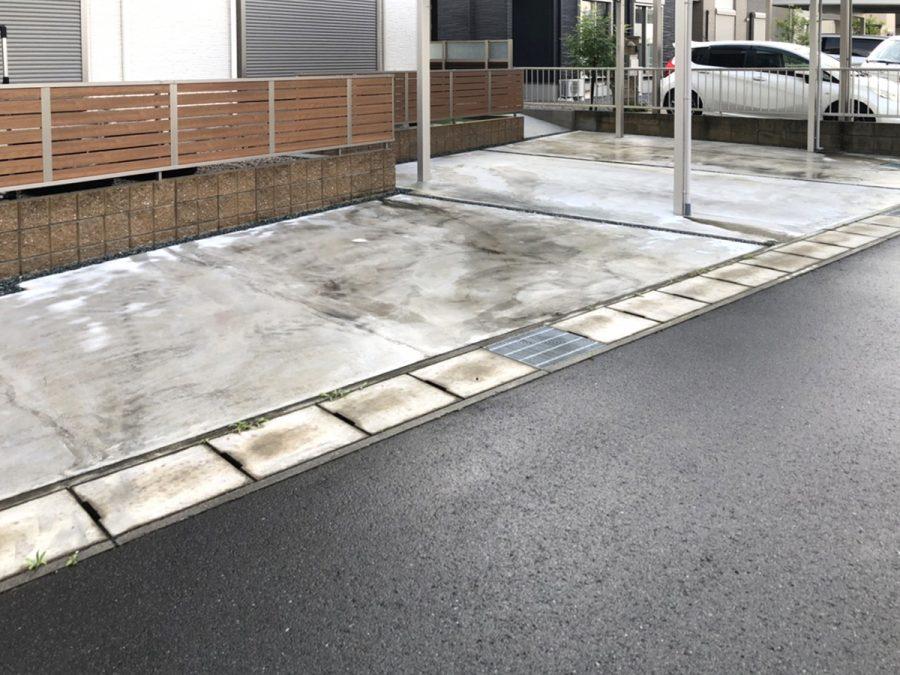 ローラーストーン 駐車スペース・アプローチ 画像4